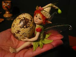 Fairy Tale Alec and the Egg... stolen...!