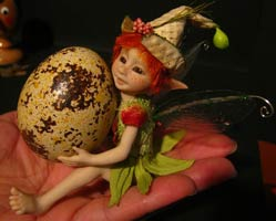 Fairy Tale Alec and the Egg… stolen…! - May 2011