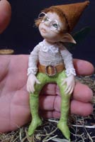 Baby Fairie Elf Tippy - Mar 2010