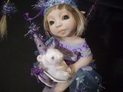 Baby Faerie Violet and Mouse Gallery