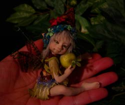 Baby Fairie Pixie Meeka and Apple