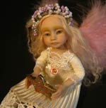 Posable Blanche Fairy Angel Gallery