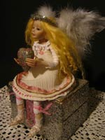 Ooak Dalia Fairy Angel - April 2012