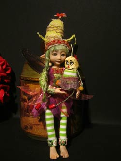 Posable Fairy Bea & Pea Gallery