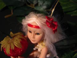 Fairy Ferula and the Strawberry