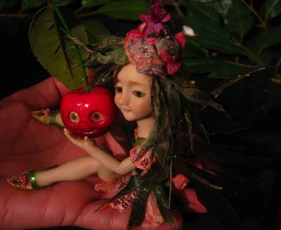 Ooak Fairy Licia and little Sisters - Gallery