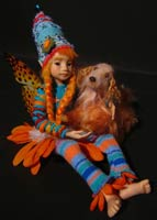 Fairy and Peanut - October 2011