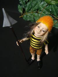 Pixie Furio, Sentinel of the Bees