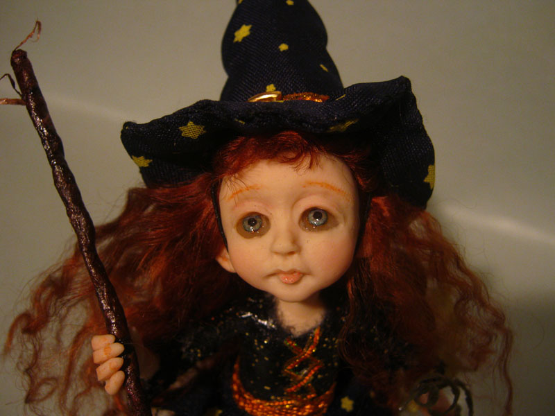 Ghita the little Witch