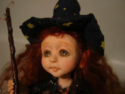 Ghita the little Witch Gallery