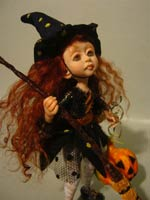 Ghita little Witch Gallery