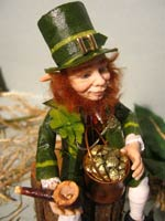 Leprechaun O'Malley Gallery