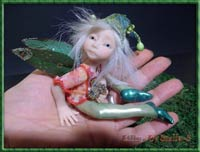 Baby Faerie Lilin - Gallery
