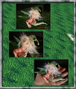 Baby Faerie Lilin