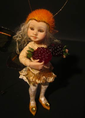 Little Fairy Fae Mabel and the Blackberries Gallery