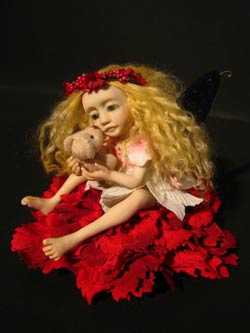 Mini Fairy Eloise and Teddy Bear Gallery