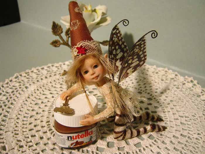 Nutellina Fairy