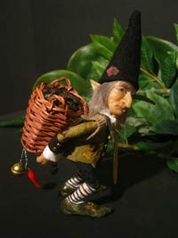 Ooak Rufus the Gnome