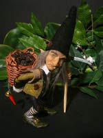 Ooak Rufus the Gnome - on ebay $ 99.00