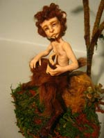Satyr and the Flute Gallery